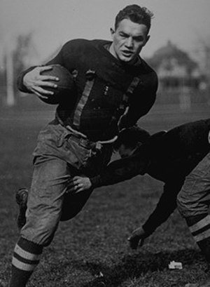 1917 College Football All-America Team - Chic Harley.