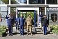 Chief of Defence of Finland visits JFC Brunssum (28620953608).jpg