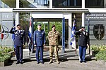 Chief of Defence of Finland visits JFC Brunssum (28620953608).jpg