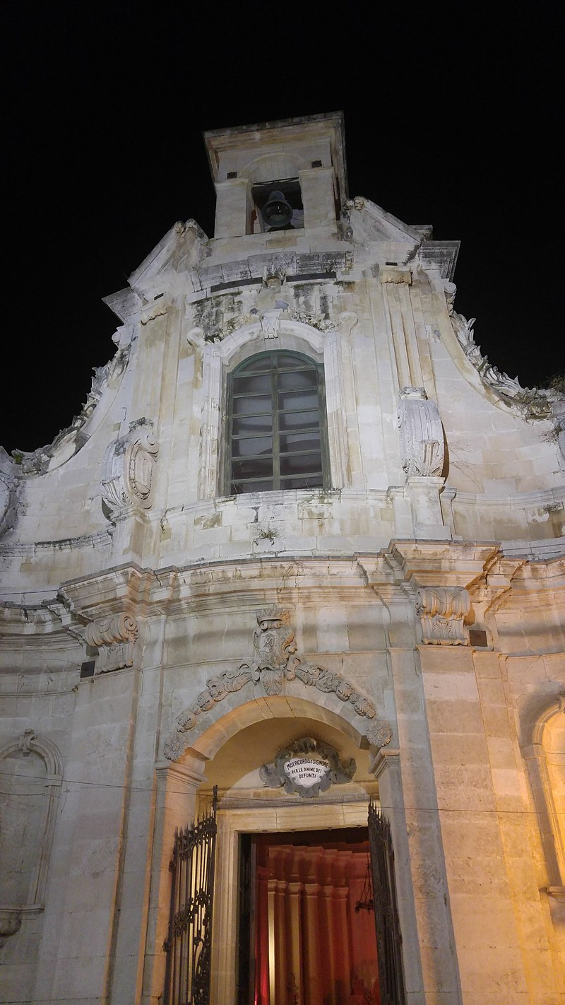 Chiesa delle Anime Sante del Purgatorio (Augusta SR Italia).jpg
