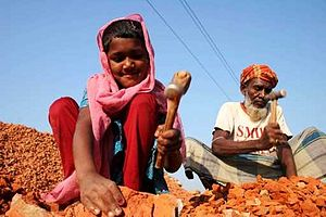Child labor, can't we try to stop it?