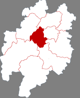 Shawan District District in Sichuan, Peoples Republic of China