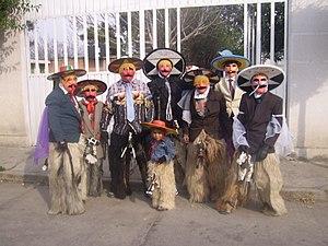 Zacatelco - Chivarrudos