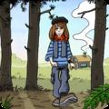 Chloé en forêt - 2.png