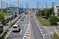 Choshi-Ohashi Mae intersection in Chochi city,CHIBA.JPG