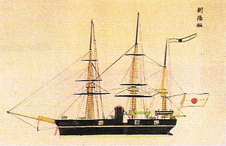 Japanese warship <i>Chōyō Maru</i>