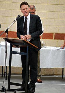 Chris Tallentire Australian politician