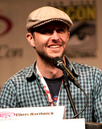 L'actor estatounitense Chris Hardwick