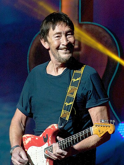 Picture of a band or musician: Chris Rea