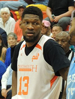 Chris Silva Gabonese basketball player