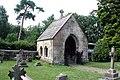 Christ Church, Kilndown, Kent - Lychgate - geograph.org.uk - 323921.jpg