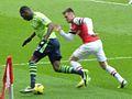 Christian Benteke vs Carl Jenkinson, Arsenal vs Aston Villa.jpg