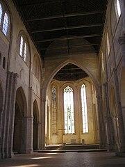Chteaudun, Kirche St-Madeleine innen.jpg