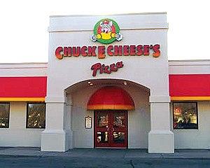 "Chuck E. Cheese's - An older Chuck E. Cheese's facility under the now defunct title of ""Chuck E Cheese's Pizza""."