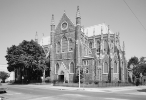 Church of the Advocate - Image: Church of the Advocate Phila