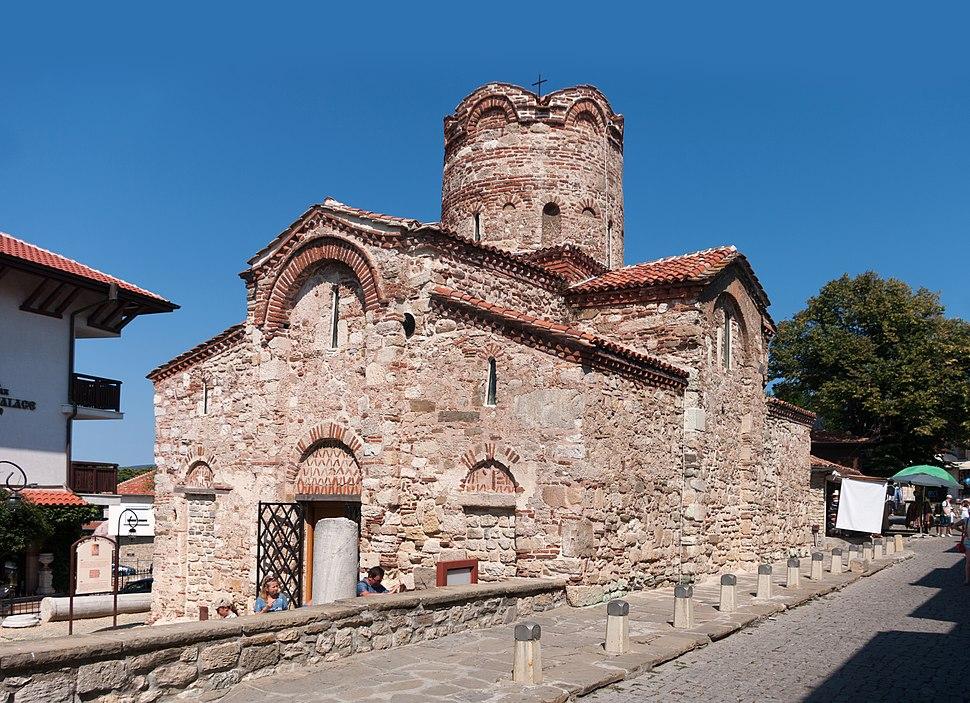 Church of Saint John the Baptist Nesebar