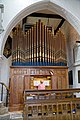 Church of St Andrew's, Boreham, Essex - church pipe organ.jpg
