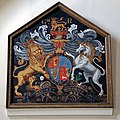 Church of St Mary the Virgin, Woodnesborough, Kent - George III coat of arms.jpg