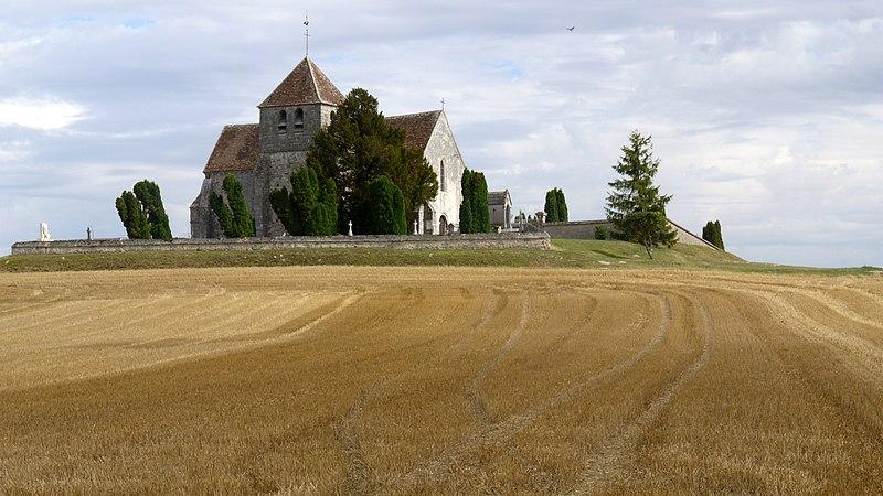 File:Church of la Genevraye P1050471.JPG