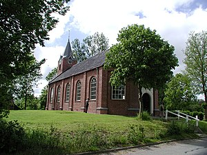 Our Lady of the Enclosed Garden - Hermitage-church of Warfhuizen