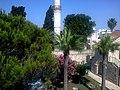 Chypre Larnaca Fort Vue Mosquee Kebir - panoramio.jpg