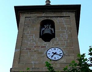 """Cihuri - """"San Juan Bautista church"""""""