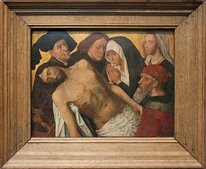 The Lamentation of Christ