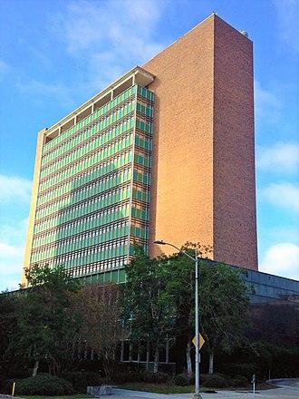 City Hall Annex - Image: City HA East
