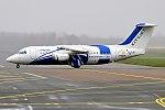 CityJet (Leinster Rugby Livery), EI-RJX, Avro RJ85 (36969025474).jpg