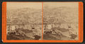 City Front from California St. Hill, Telegraph Hill, by Watkins, Carleton E., 1829-1916.png