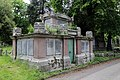 City of London Cemetery Anchor Road south side first Pedley family vault 1.jpg