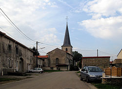 Clérey-sur-Brenon, Église Saint-Élophe.jpg