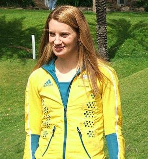 Claire Tallent Australian racewalking athlete
