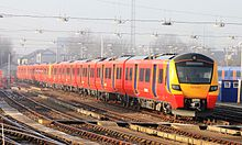 Clapham Junction Carriage Sidings - SWT 707003.JPG