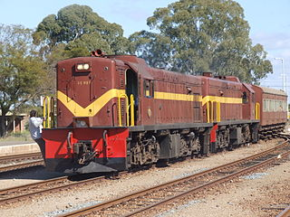 South African Class 32-000 class of 115 South African diesel-electric locomotives