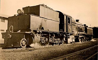 South African Class GE 2-8-2+2-8-2 - Image: Class GE 2269 (2 8 2+2 8 2)