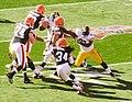 Cleveland Browns vs. Pittsburgh Steelers (14910218103).jpg
