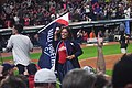 Cleveland Indians 22nd Consecutive Win (37272514635).jpg