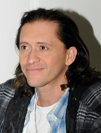 Clifton Collins Jr. - Collins Jr. at the 2013 Weekend Of Horrors 11