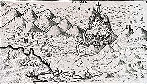 Siege of Klis - Klis Fortress (16th century)