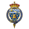 Coat of Arms of A. V. Alexander, 1st Earl Alexander of Hillsborough, KG, CH, PC.png