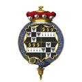 Coat of Arms of Eliza Manningham-Buller, Baroness Manningham-Buller, LG, DCB.png