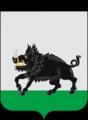 Coat of Arms of Novozalesnovskoe selskoe poselenie.png