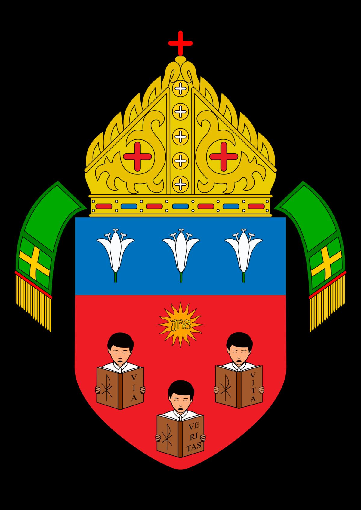 Diocese of borongan history