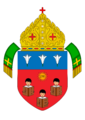 Coat of Arms of the Diocese of Balanga.png