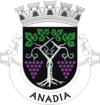 Coat of arms of Anadia