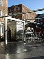 Coffee bar, Catherine Street, Exeter - geograph.org.uk - 654667.jpg