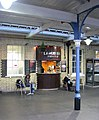 Coffee bar at Ely railway station - geograph.org.uk - 1619445.jpg