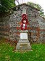 Collingbourne Kingston - War Memorial (geograph 2612779).jpg