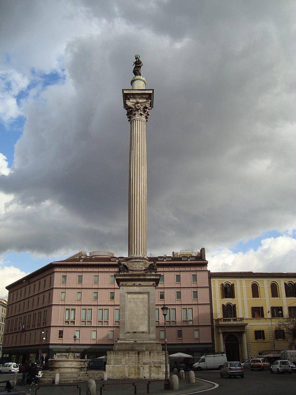 Colonne de la Paix à Rome